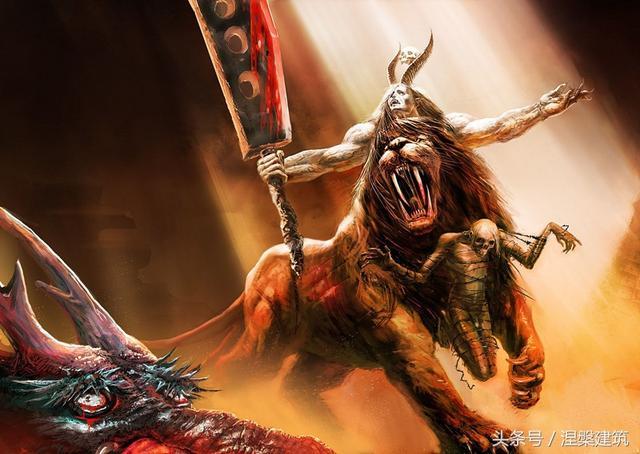 山海经记载的十大神兽排名,原来第一名竟然与盘古相当!