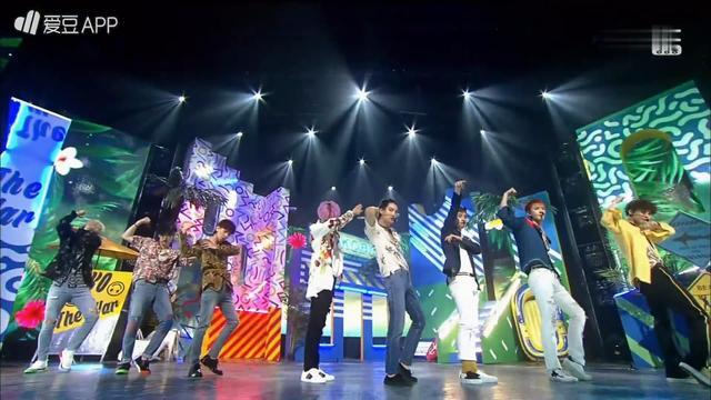 「风车」EXO回归舞台《Ko Ko Bop》MCD现场版