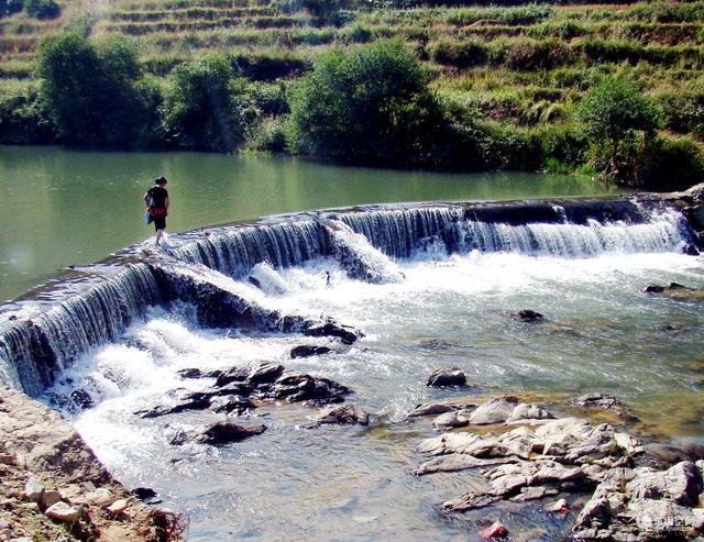 周宁鲤鱼溪风景区