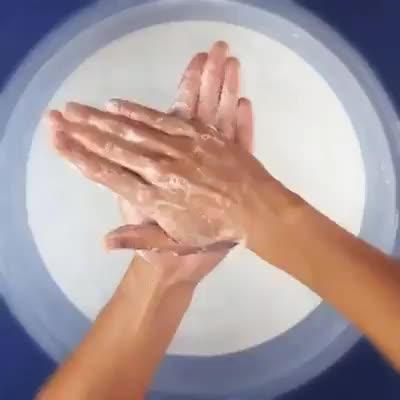 """手卫生丨如樱花般美丽的""""七步洗手法"""""""