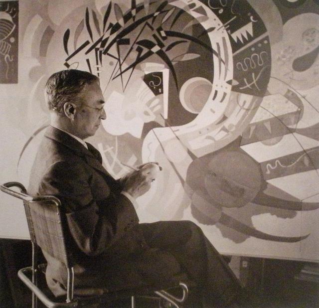 这9位抽象艺术家,改变了艺术的定义