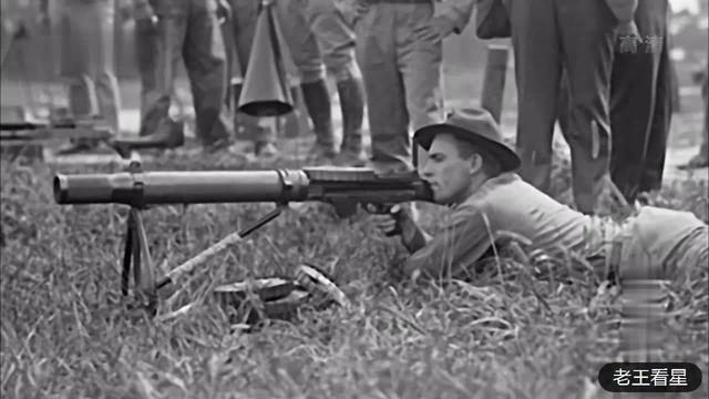 二战至今的所有机枪型号