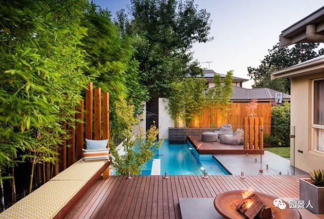 私家庭院景观设计平面