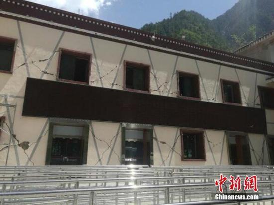 汶川地震图片禁公开