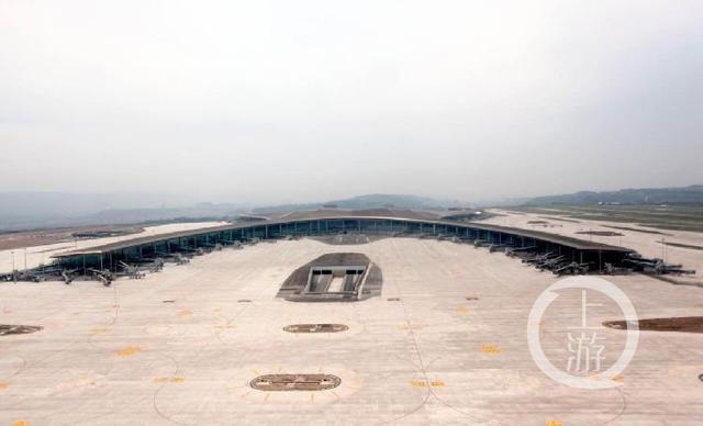 江北机场t3航站楼设计