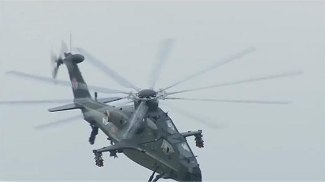 私人直升机图片