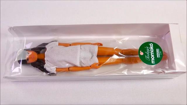 DJB球形关节娃娃开箱,浅棕色皮肤的DaraK Remy