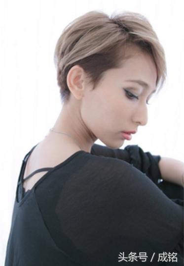 超短发发型女图片大全【婚礼纪】