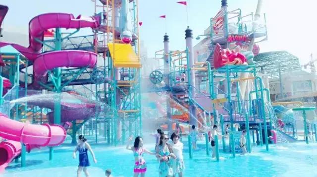 西安最全水上乐园攻略,带着孩子去玩水吧丨推荐
