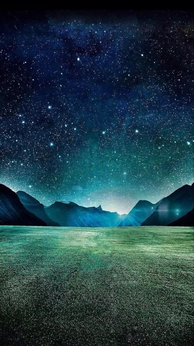中国10大最美星空