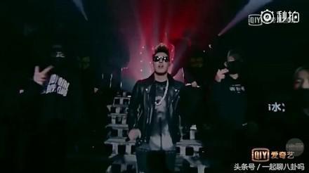 《中国有嘻哈》潘玮柏王者霸气回归《Coming Home》首秀公演燃爆来袭