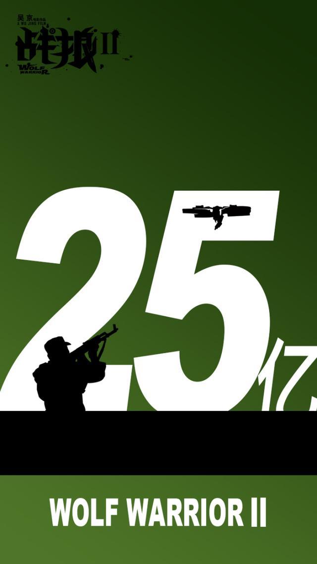 《战狼2》实时票房已累计13.17亿,打破多项内地票房纪录