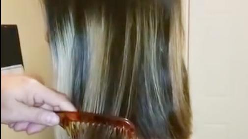 发型男后面剪短