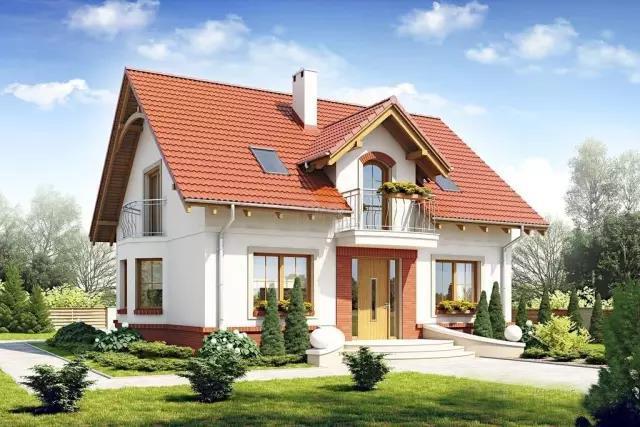 清新亮丽二层独栋别墅,小户型也能有大空间