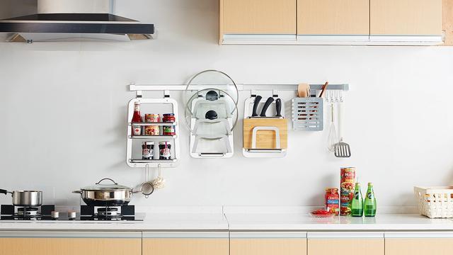 厨房不锈钢五层置物架