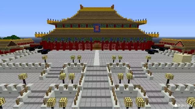 我的世界奇怪的建筑 各种奇葩建筑展示汇总 -游戏园我的世界