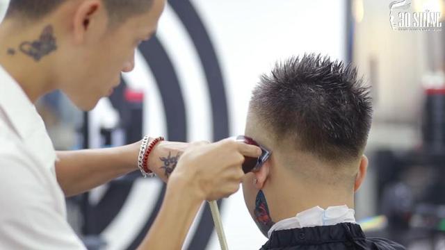 10款清爽干练的男孩短发,男童过节发型也要帅!