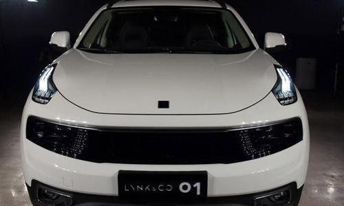 吉利领克01价格及图片 11月上市高端SUV配置详解
