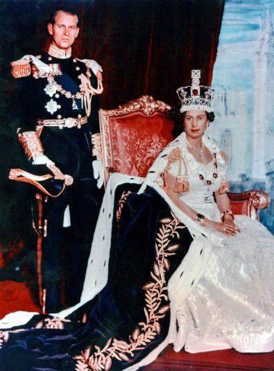 英女王心酸被公开「丈夫菲利普亲王-私生子遍布」有30名情妇?