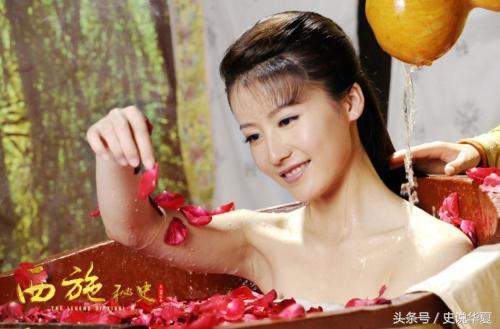 中国古代四大美女——西施、貂蝉、杨贵妃和王昭君的心路历程