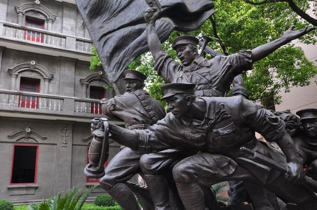 乐游江西:著名革命圣地,历史名胜地——江西南昌八一起义纪念馆