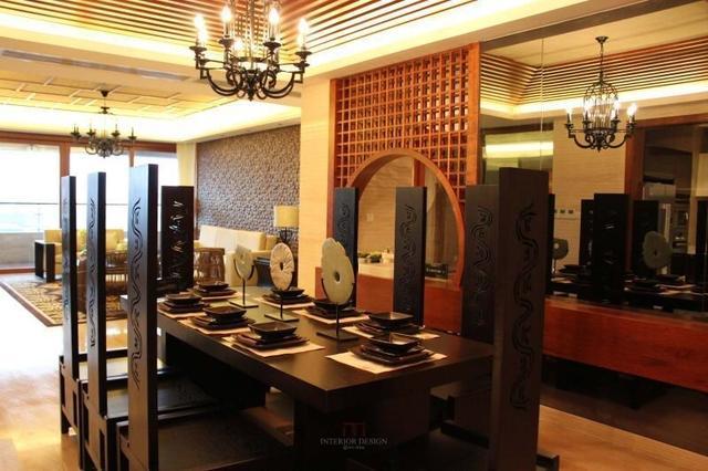 邯郸盛瑞华庭一室一厅53平米东南亚风格装修效果图