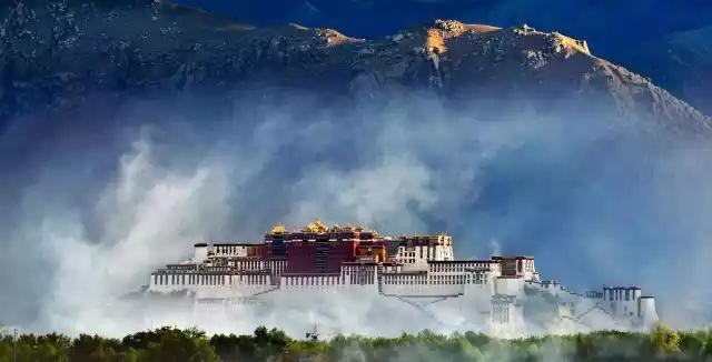 西藏公路美景