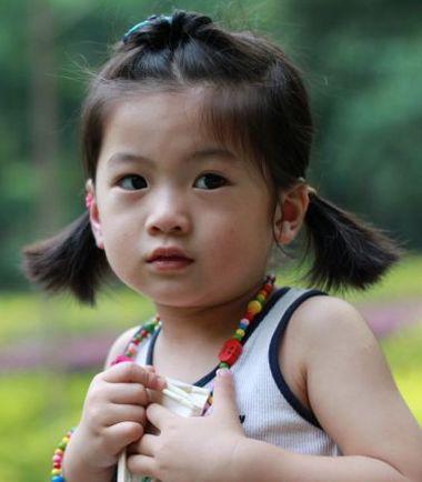 15款韩式儿童发型,适合孩子的才是最好的!