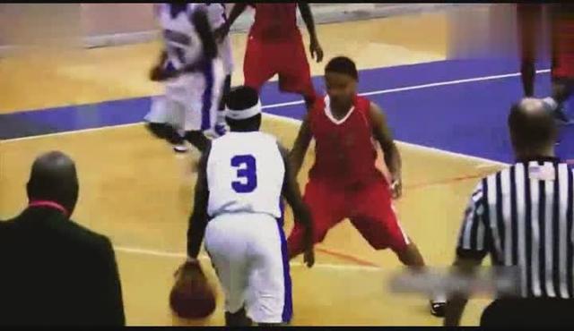 美国高中篮球过人集锦,花式操作太炫酷了!