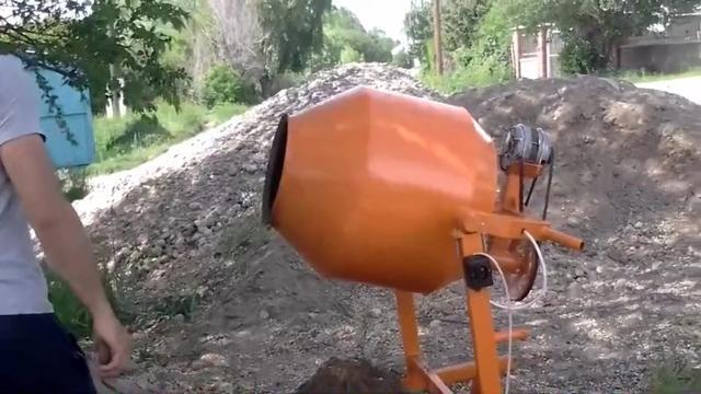 水泥搅拌机
