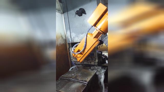 你了解工业6轴机器人的轴指及运动方式吗?_python_盐碘-CSDN博客