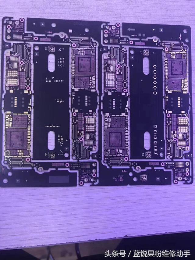富士康 苹果 7S 主板 原厂 图曝光