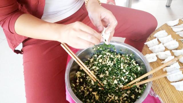 怎样做韭菜虾仁饺子馅