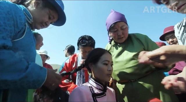 蒙古族婚礼现场完整版
