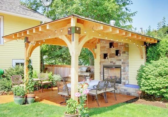 庭院设计之——景观围墙、围栏