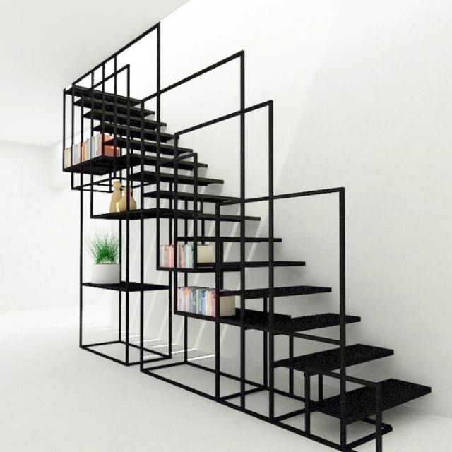 顾客不愿上楼?原来是楼梯太普通!