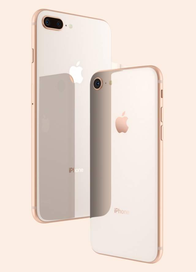 苹果八plus图片