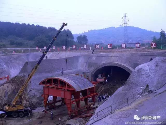淮南泉山湖·公园里泉山湖项目很大,建成后还会让外面的人进...