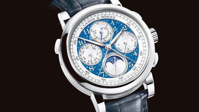 高级腕表使用:200多万德国顶级朗格追针计时复杂腕表怎么玩儿?