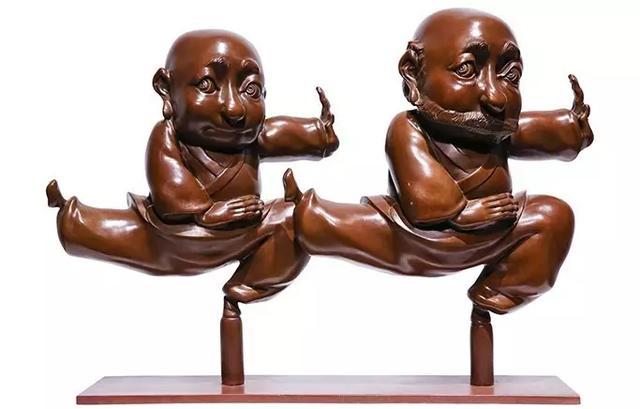 中国书画家王艺