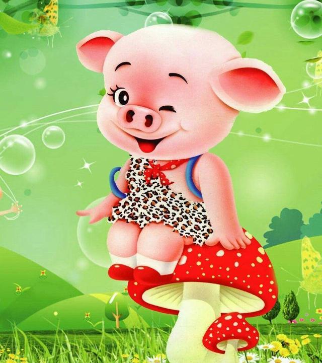 生肖猪的性格