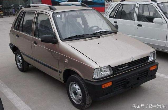 这款众泰车是国产中最便宜的神车,性价比逆天,售价不到2万
