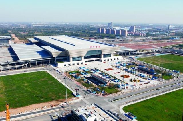亚洲最大火车站开工 中国创造了一个历史新纪元-股城热点