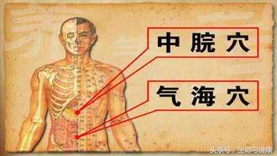 人活一口气,关键在肾经