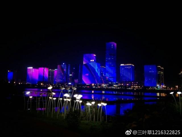 今晚的福州江滨夜景特别美 - 小组讨论 - 豆瓣