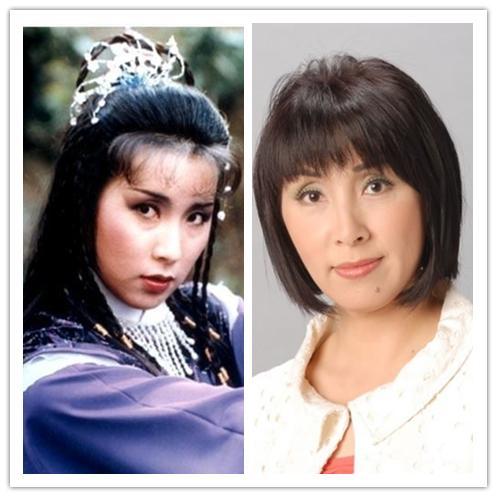香港女演员名字和照片