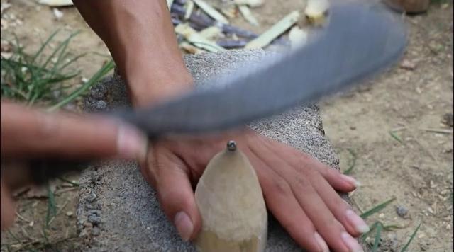 DIY手工:用简单的物料,制作儿时的玩具,有多少人玩过