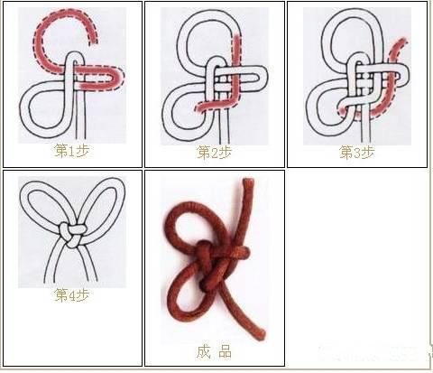 宽手链编织的方法