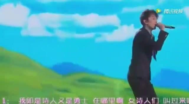 《歌手》迪玛希霸气演唱《我的草原》