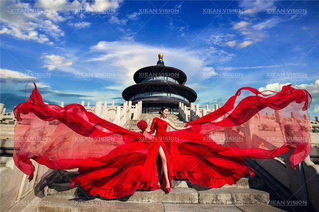 旅游婚纱摄影  中国风 拍婚纱照 拍结婚照 摄影工作室 影楼...